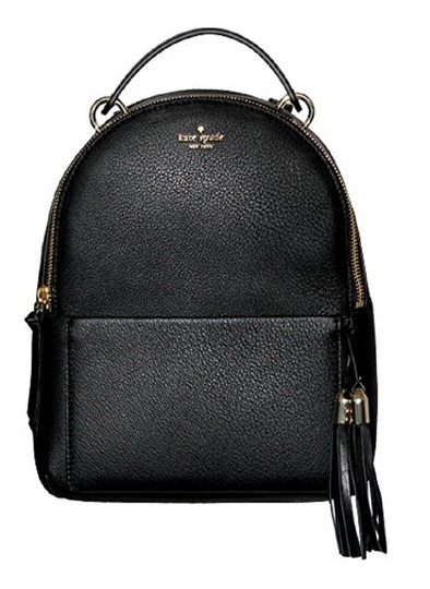 Preload https://img-static.tradesy.com/item/23335722/kate-spade-atwood-place-small-mini-bradley-black-leather-backpack-0-0-540-540.jpg