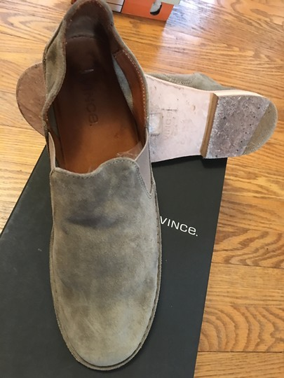 Vince Fabulous Italian-made Sumptuous Comfortable Get The Compliments Flint Flats
