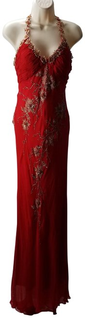 Preload https://img-static.tradesy.com/item/23335726/red-sexy-strappy-embellished-gown-sm-long-cocktail-dress-size-10-m-0-1-650-650.jpg