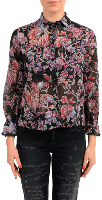 Preload https://item1.tradesy.com/images/just-cavalli-multi-color-v-11101-blouse-size-4-s-23335810-0-1.jpg?width=400&height=650