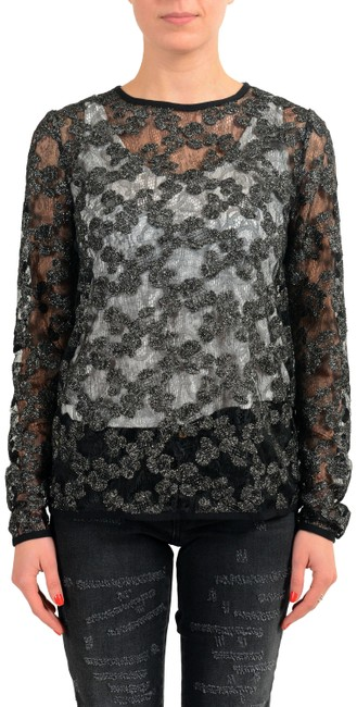 Preload https://item2.tradesy.com/images/just-cavalli-black-v-11105-blouse-size-4-s-23335821-0-1.jpg?width=400&height=650