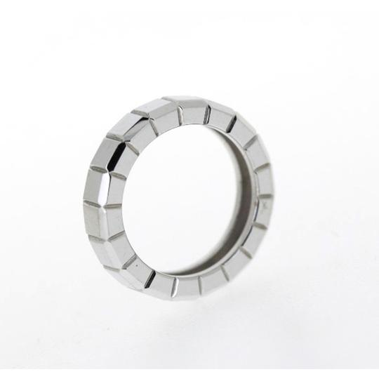 Chopard 18K White Gold Tank Ring