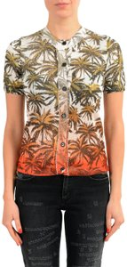 Just Cavalli Button Down Shirt Multi-Color