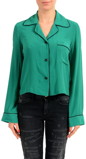 Preload https://img-static.tradesy.com/item/23335857/just-cavalli-green-v-11113-button-down-top-size-4-s-0-1-650-650.jpg