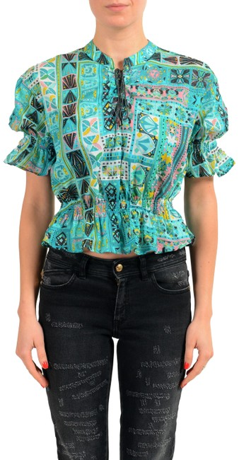 Preload https://item3.tradesy.com/images/just-cavalli-multi-color-v-11126-blouse-size-4-s-23335877-0-1.jpg?width=400&height=650
