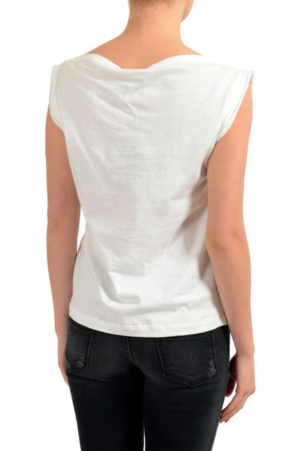 Just Cavalli T Shirt White