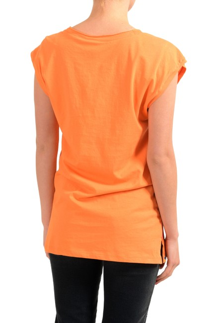 Just Cavalli T Shirt Orange