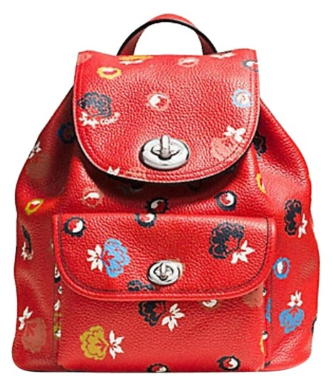 Preload https://item3.tradesy.com/images/coach-mini-turnlock-rucksack-floral-f37738-carminewild-prairie-leather-backpack-23335922-0-1.jpg?width=440&height=440