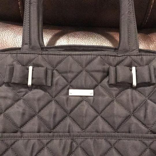 Storksak black Diaper Bag