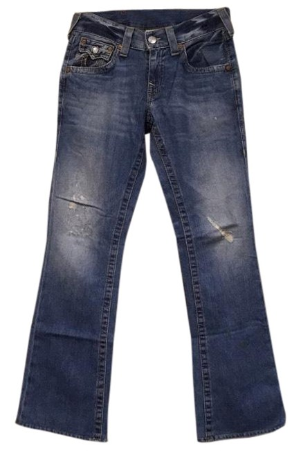 Preload https://img-static.tradesy.com/item/23336089/true-religion-blue-distressed-straight-leg-jeans-size-8-m-29-30-0-2-650-650.jpg