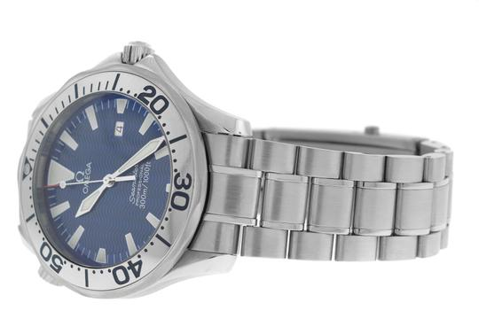 Omega Authentic Mens Omega Seamaster 2265.80 Stainless Steel 41MM Date