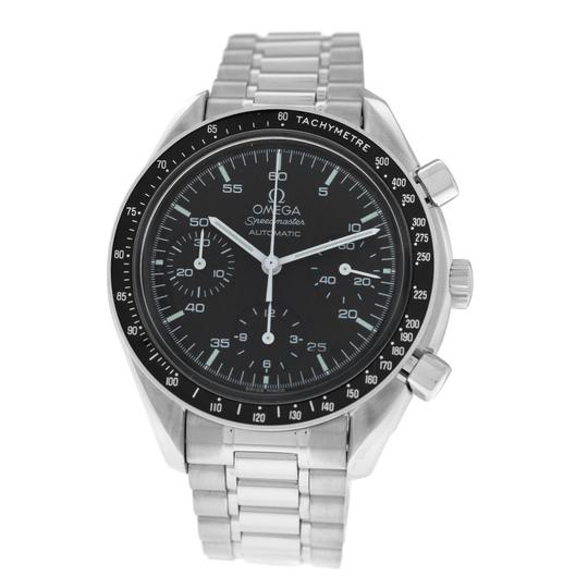 Preload https://item1.tradesy.com/images/omega-silver-mens-speedmaster-351050-steel-chronograph-39mm-watch-23336150-0-0.jpg?width=440&height=440