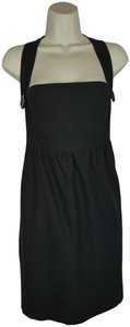 Laila Azhar short dress black on Tradesy