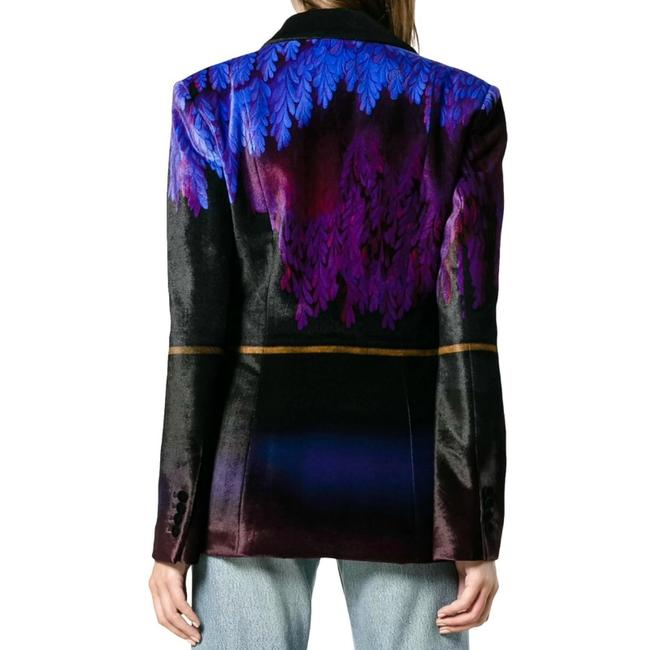MARY KATRANTZOU Blue Blazer