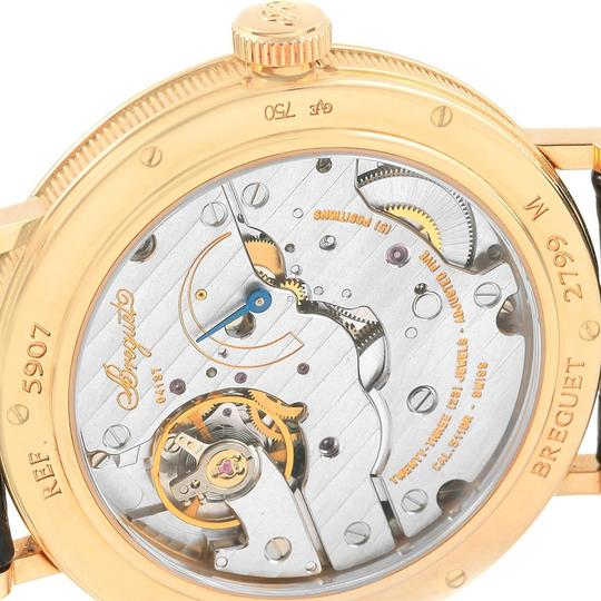 Breguet Breguet Classique 18K Yellow Gold Mechanical Mens Watch 5907