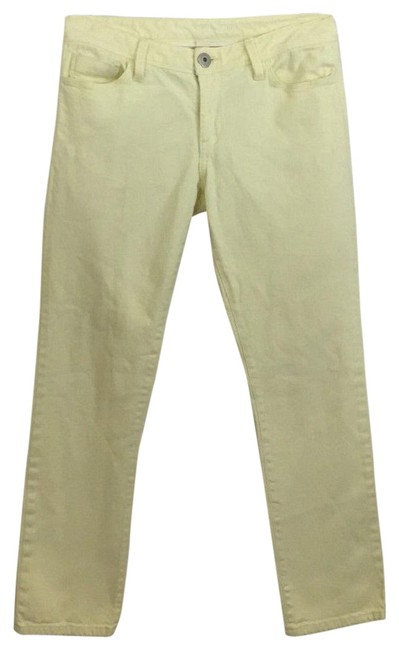 Preload https://item1.tradesy.com/images/banana-republic-yellow-skinny-jeans-size-28-4-s-23336190-0-2.jpg?width=400&height=650