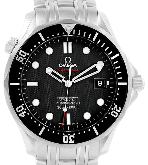 Preload https://img-static.tradesy.com/item/23336217/omega-black-seamaster-james-bond-steel-mens-21230412001002-watch-0-1-540-540.jpg