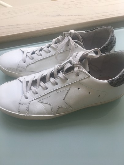 Golden Goose Deluxe Brand white Athletic