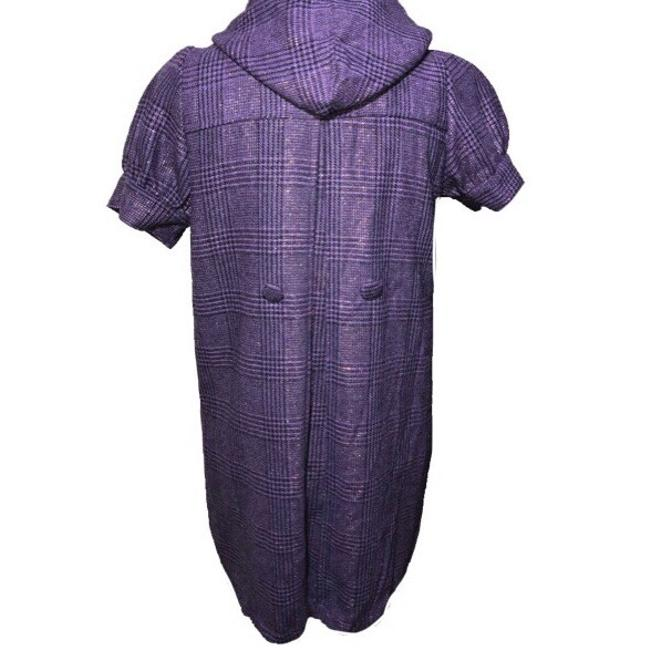 Romeo & Juliet Couture short dress purple on Tradesy