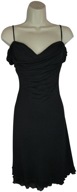 Preload https://item1.tradesy.com/images/black-40-s-cocktail-party-designer-short-casual-dress-size-6-s-23336325-0-2.jpg?width=400&height=650