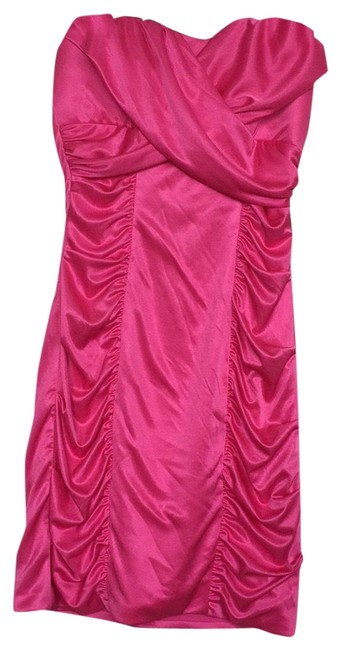Preload https://item5.tradesy.com/images/teeze-me-hot-pink-656612b1-short-cocktail-dress-size-4-s-23336349-0-2.jpg?width=400&height=650