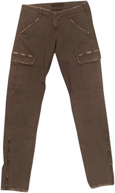 Preload https://item5.tradesy.com/images/j-brand-brown-houlihan-cargo-skinny-jeans-size-2-xs-26-23336394-0-2.jpg?width=400&height=650