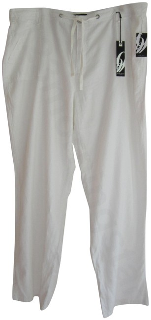 Preload https://item1.tradesy.com/images/nine-west-white-drawstring-straight-leg-beach-style-no-60323119415-relaxed-fit-pants-size-20-plus-1x-23336485-0-2.jpg?width=400&height=650