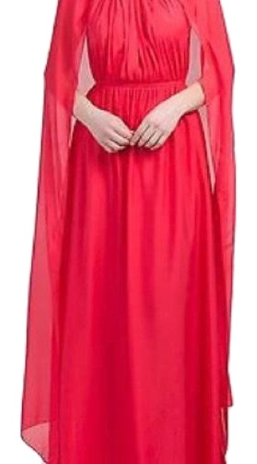 Preload https://img-static.tradesy.com/item/23336496/rachel-zoe-pinkred-4389977-long-cocktail-dress-size-4-s-0-1-650-650.jpg