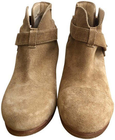 Preload https://item1.tradesy.com/images/rag-and-bone-camel-suede-and-tan-harrow-bootsbooties-size-eu-36-approx-us-6-regular-m-b-23336605-0-1.jpg?width=440&height=440