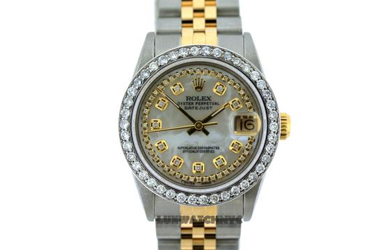 Rolex 1.4ct 31mm Midsize Datejust W/ Box & Appraisal Watch