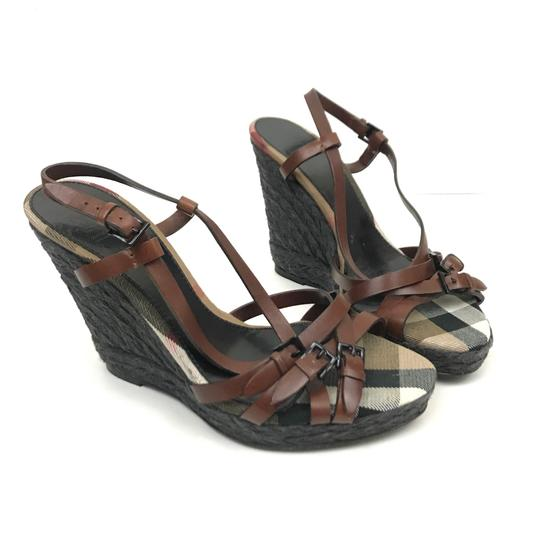 Preload https://img-static.tradesy.com/item/23336698/burberry-strappy-buckle-leather-classic-checkered-wedges-size-eu-41-approx-us-11-regular-m-b-0-0-540-540.jpg