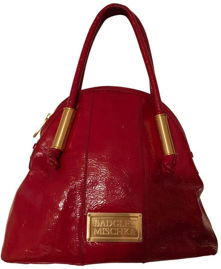 Preload https://item3.tradesy.com/images/badgley-mischka-red-patent-leather-shoulder-bag-23336742-0-1.jpg?width=440&height=440