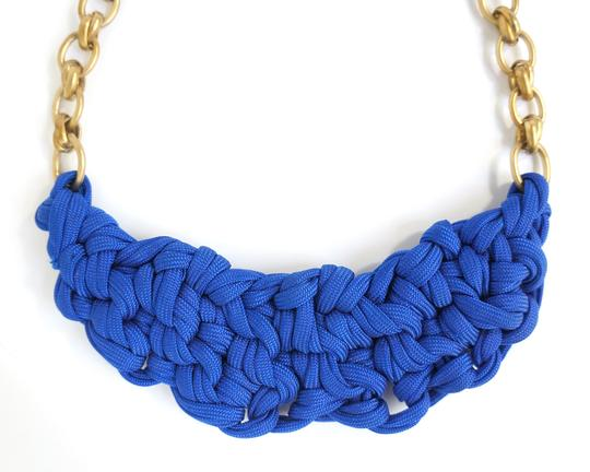 J.Crew OGJM Hyacinth Necklace