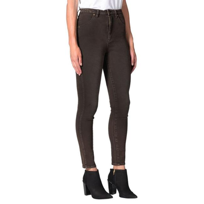 Preload https://item2.tradesy.com/images/2224-choclate-western-east-coast-ankle-skinny-jeans-size-25-2-xs-23336831-0-0.jpg?width=400&height=650