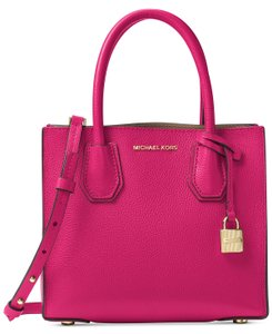 Michael Kors Mercer Mk Tote Cross Body Bag