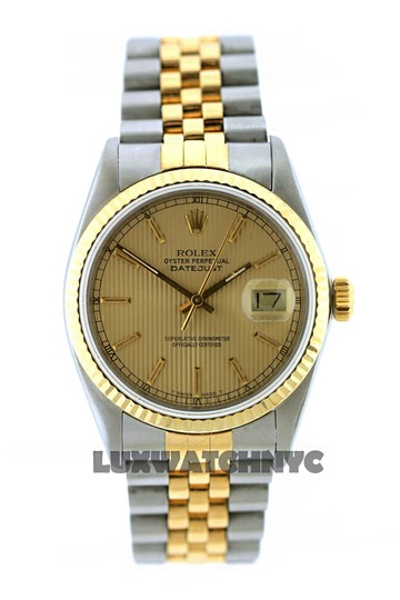 Preload https://img-static.tradesy.com/item/23336901/rolex-36mm-datejust-gold-ss-with-box-and-appraisal-watch-0-2-540-540.jpg