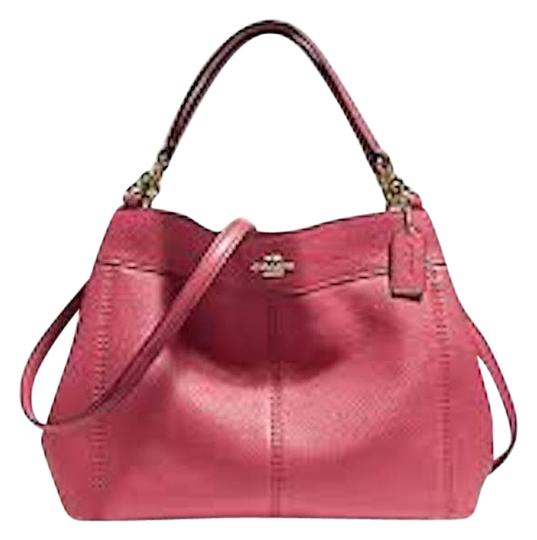 Preload https://item3.tradesy.com/images/coach-small-lexy-rouge-leather-shoulder-bag-23336907-0-3.jpg?width=440&height=440