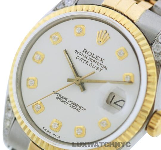 Preload https://img-static.tradesy.com/item/23336931/rolex-36mm-datejust-gold-ss-with-box-and-appraisal-watch-0-1-540-540.jpg
