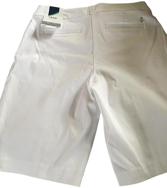 Preload https://item4.tradesy.com/images/izod-white-activewear-shorts-size-10-m-31-23336933-0-2.jpg?width=400&height=650