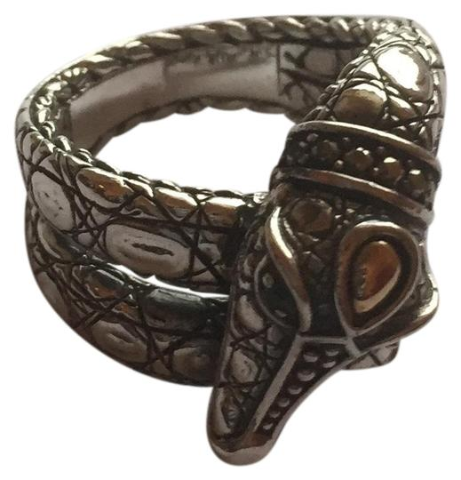 Preload https://item1.tradesy.com/images/silver-14k-yg-green-agate-croco-wrap-ring-23337015-0-1.jpg?width=440&height=440
