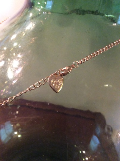 Betsey Johnson Betsey Johnson Carriage Necklace with Magnet closure Image 3