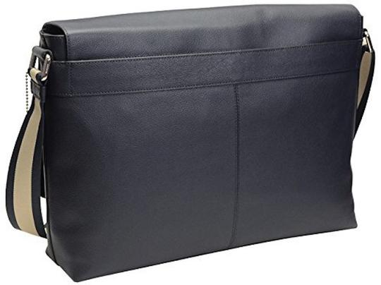 Coach New With Tags Midnight Messenger Bag