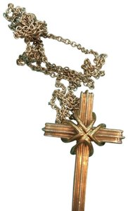 Tiffany & Co, Silver Necklace cross