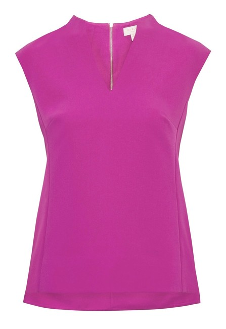 Ted Baker Top purple Image 1