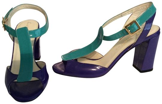 Preload https://item1.tradesy.com/images/bettye-muller-purpleturquoise-visage-chic-patent-blue-bluette-sandals-size-eu-35-approx-us-5-regular-23337260-0-1.jpg?width=440&height=440