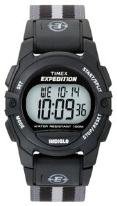 Timex Timex Male Sport Watch T49661 Black Digital