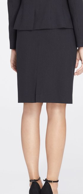 Tahari Skirt Black/Ivory