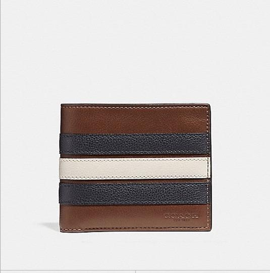 Coach 3-IN-1 WALLET WITH VARSITY STRIPE Image 2