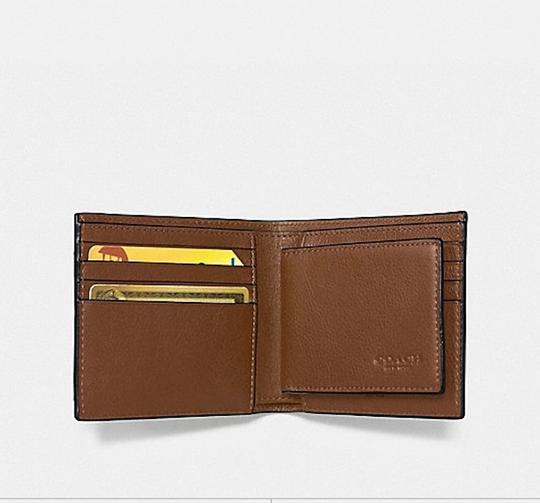 Coach 3-IN-1 WALLET WITH VARSITY STRIPE Image 3