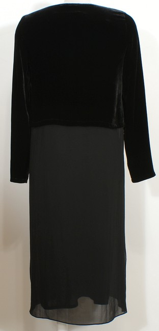 Eileen Fisher short dress Black on Tradesy Image 1